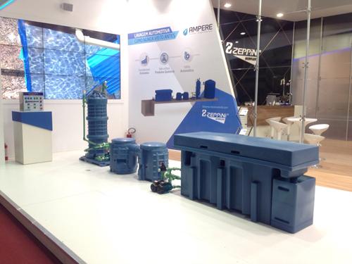 Ampere-Reciclador de agua