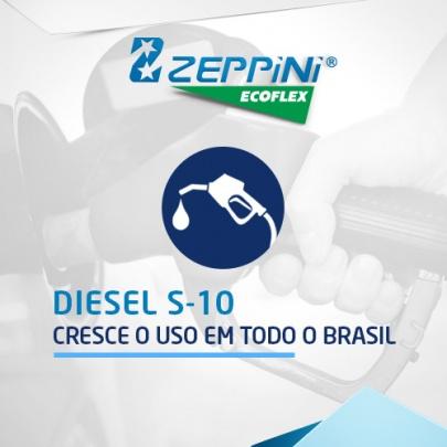 Uso de diesel-S10 ZP