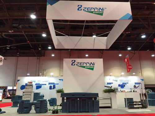 Zeppini Ecoflex na PEI 2015