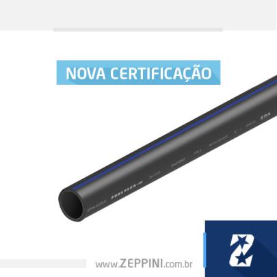Nova certificacao Zeppini Ecoflex