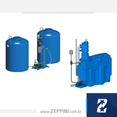 Sistema Pluvi Zeppini Ecoflex