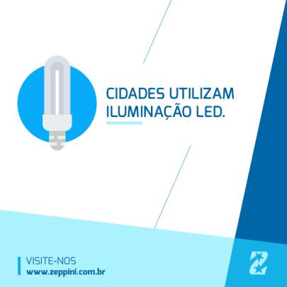 Iluminação LED - Zeppini Ecoflex