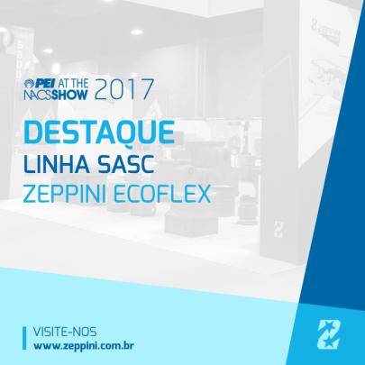 Linha SASC Zeppini Ecoflex na PEI