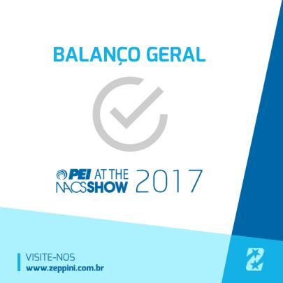 Balanço Geral PEI 2017