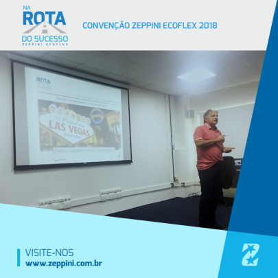 Premiação da Convenção Zeppini Ecoflex