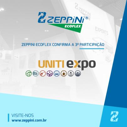 Zeppini Ecoflex confirma participacao na UnitiExpo