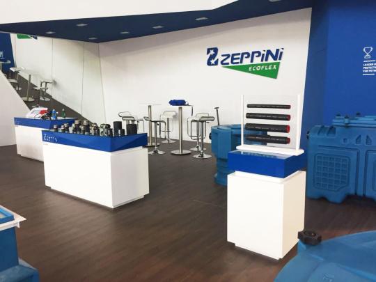 Sistema de tubulacao Zeppini Ecoflex