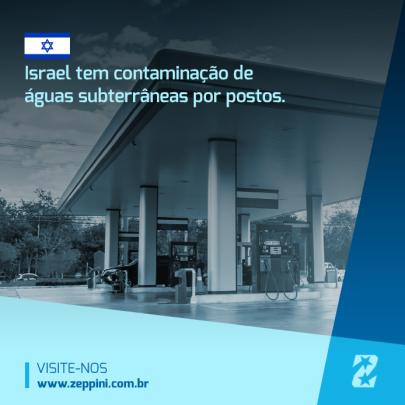 Israel tem postos contaminados