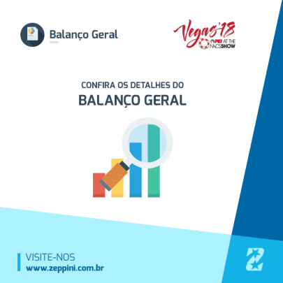 Balanço Geral PEI 2018
