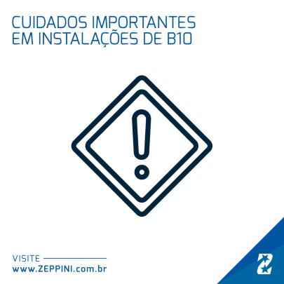 18042019 - Já está utilizando o B10 Conheça cuidados importantes na instalação