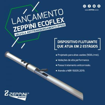 Lançamento - Válvula antitransbordamento ZP900