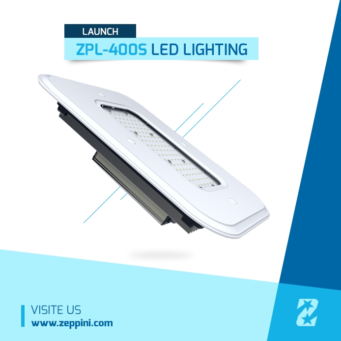 Zeppini Ecoflex LED Lighting- ZPL400S