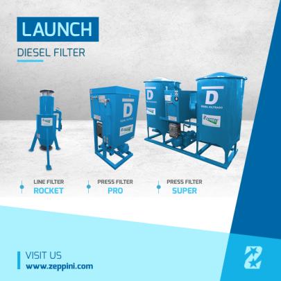 Zeppini Ecoflex Diesel Filters