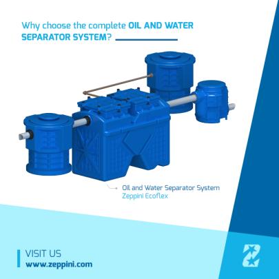 Separator System - Zeppini Ecoflex
