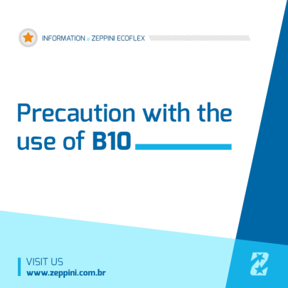 Precaution with the use of B10