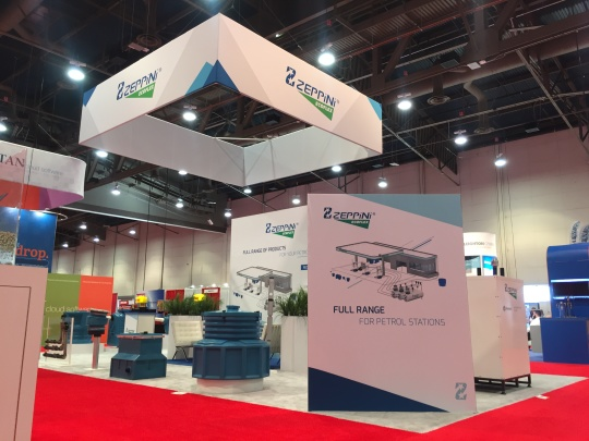 Zeppini Ecoflex na PEI 2018
